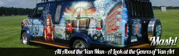 the genres of van art All About the Van, Man: A Look at the Genres of Van Art