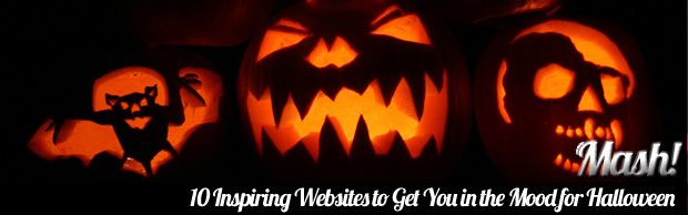 10 inspiring halloween websites 10 Inspiring Websites to Get You in the Mood for Halloween