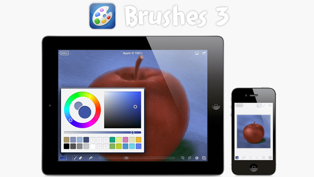 brushes1 8 Graphic Design Apps Every Designer Should Have
