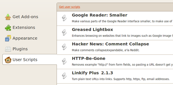 greasemonkey 10 Best Mozilla Firefox Plugins for Web Developers