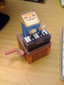 3879392822 8ddeba6d64 o1 225x300 19 of the Most Adorable and Bizarre Papercraft Creations