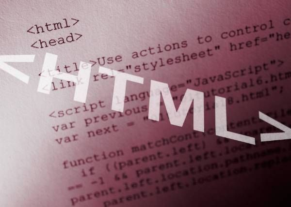 html HTML 5: Learning the Basics