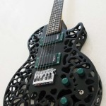 electric guitar 3d printed atom 1 150x150 3D Printed Guitars and the Music of the Future