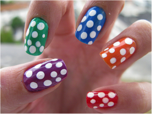 30 Examples Of Creative Nail Art Website Design Inspiration Web