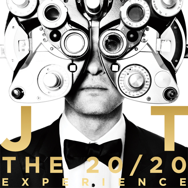 img3timberlake 25 brilliantly designed covers from albums released in 2013