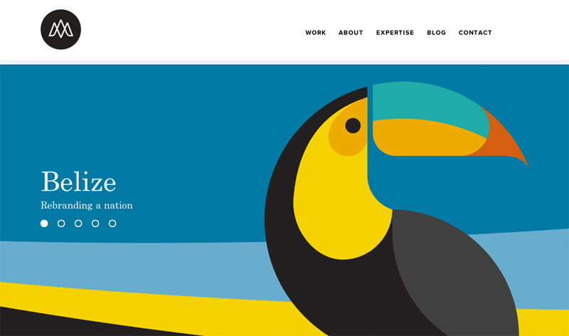 Colorful Websites For Your Inspiration